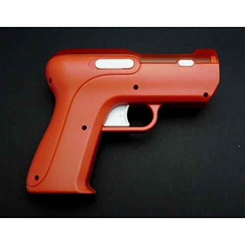 PISTOLA PARA PS3 MOVE GUN PARA MANDO PS3 CONTROLADOR DE MOVIMIENTO AZUL O ROJA