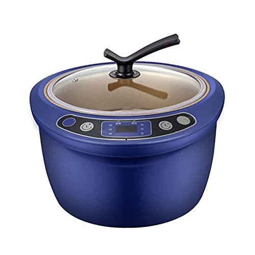 N\B Smart Black Garlic Machine, Household Yogurt Fermentation Pot, with 6l Capacity Fermentation Tank, Non-Stick Coating, for Black Garlic, Kimchi, Fruit Vinegar