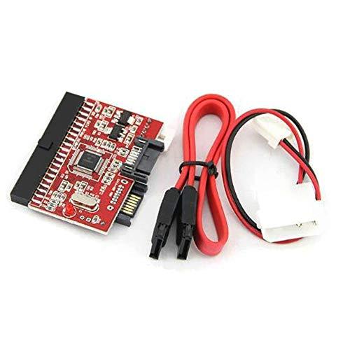 docooler IDE a SATA SATA a IDE ATA ATAPI Seriale HDD Reciproco Converter Adattatore W/Cavo