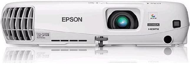 Epson POWERLITE W16 3000 Lumens WXGA LCD Projector