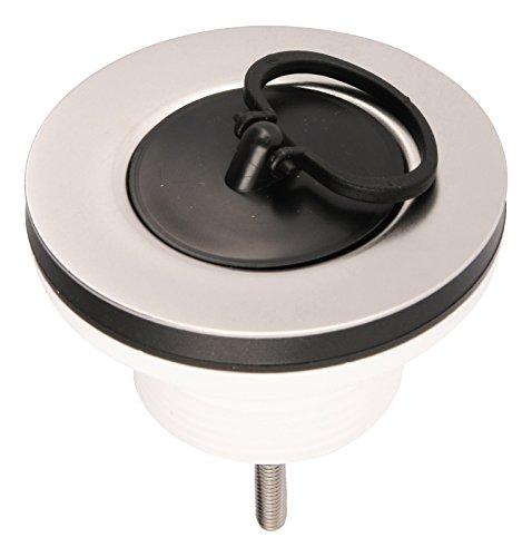 Sanitop-Wingenroth 22427 7 Simplex Stopfenventil, 1 1/2 Zoll x Durchmesser 80 mm, Modell 1
