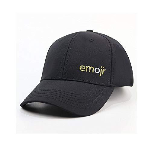 KLKL Emoji Baseballmütze schnell trocknende Outdoor-Reise Sonnenhut Mode lässige Mütze koreanischen Hut