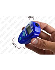 all-sun EM2271 Digital LCD Coating Thickness Gauge Car Painting Thickness Meter paint