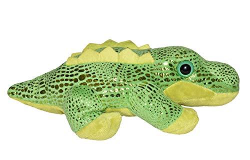 Wild Republic - 16271 - Peluche - Hug'ems - Alligator - 18 cm