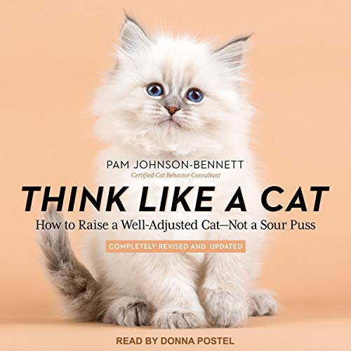 Think Like a Cat audiobook cover art
