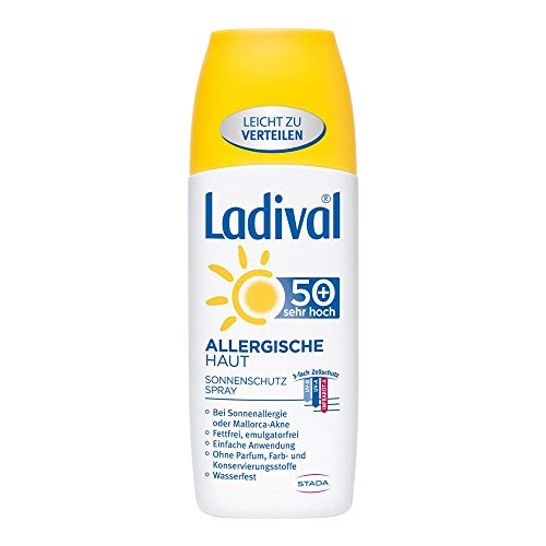 STADA LADIVAL allergische Haut Spray LSF 50+