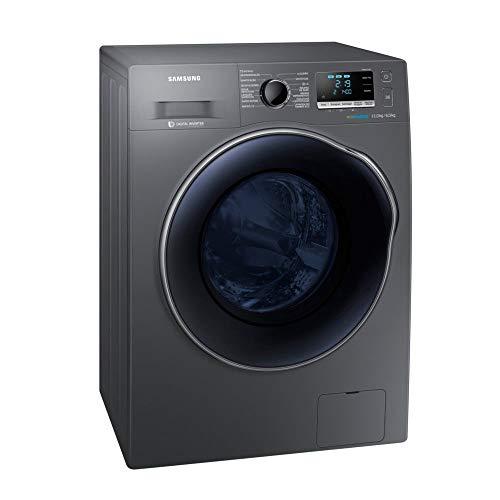 Lavadora e Secadora Samsung 11kg Inox 110V WD11J6410AX/AZ