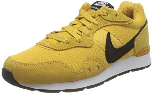 Nike Venture Runner, Zapatillas para Correr Mujer, Solar Flare Black Twine White, 44.5 EU
