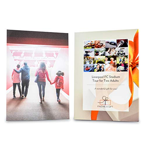 Activity Superstore Gift Experience Day Voucher - Liverpool Football Club...