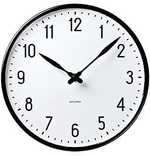 アルネ ヤコブセン(ARNE JACOBSEN) ARNE JACOBSEN/アルネ・ヤコブセン STATION Clock 160mm【**/フリー】