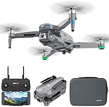 Aovo 4K EIS Drone with UHD Camera for Adults with 30 Mins Flight Time