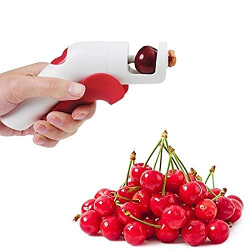 RBSD Deshuesador de Cerezas, plástico portátil para deshuesadores de Cerezas para Huesos de Aceitunas