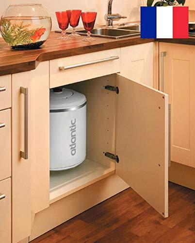 Scaldabagno elettrico Boiler 15L 2000 W sotto il lavello Atlantic OPRO SMALL