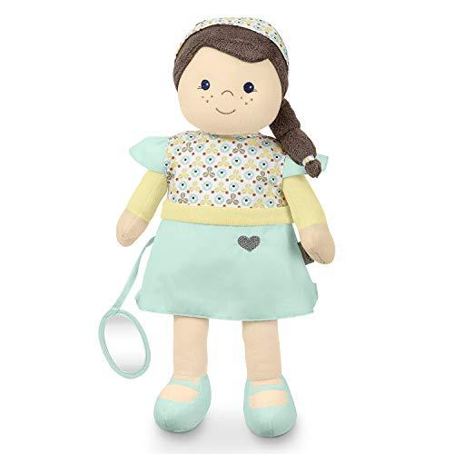 Sterntaler 3031821 Anziehpuppe Hanna, Mit Klettverschluss, Alter: Für Babys ab der Geburt, 41 cm, Blau