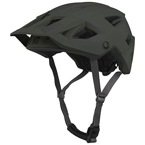 IXS Trigger Am MIPS Casco para Bicicleta de montaña, E-Bike/Ciclismo, Unisex, Grafito, Mediano