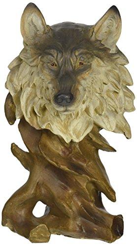StealStreet SS-UG-PY-268 - Figura Decorativa de Lobo