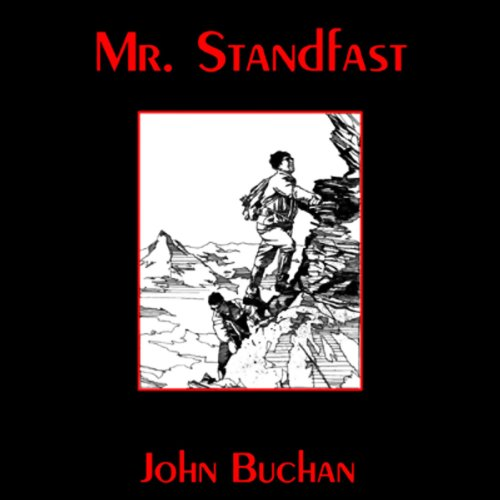 Mr. Standfast audiobook cover art