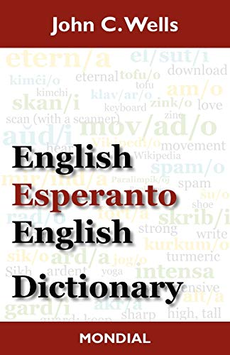 English-Esperanto-English Dictionary (2010 Edition) (Paperback)