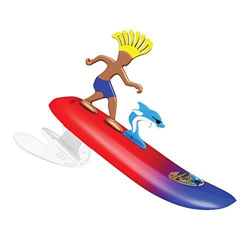 Wave Powered Mini-Surfer