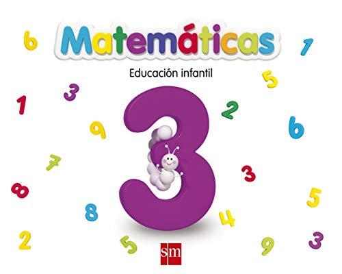 Matemáticas 3. Educación Infantil - 9788467551822