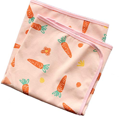 Mentin Bebé - Cambiador impermeable de algodón, lavable y lavable, alfombra cambiadora para viaje, paseo, kit de cambio de pañales, lavable (3 #, 30 x 40 cm)