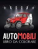 Automobili: libro da colorare auto 4X4 , per adulti, bambini... Una collezione delle più belle auto per ragazzi e ragazze... (Libro da colorare per adulti,per uomini,per donne)