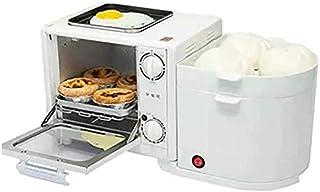 LINANNAN Petit-déjeuner Machine multifonction ménages Quatre-en-un Four électrique..
