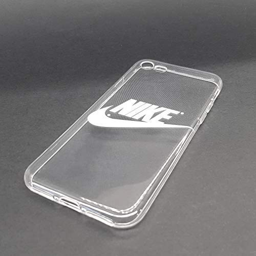 custom-cases Hülle Tasche für Mobile Gehäuse Logo Nike in Weiß mit Hintergr& Transparent - Huawei Y635