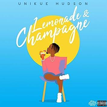 Lemonade & Champagne