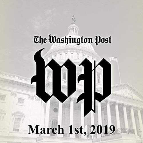 March 1, 2019                   著者:                                                                                                                                 The Washington Post                               ナレーター:                                                                                                                                 Kristi Burns                      再生時間: 51 分     レビューはまだありません。     総合評価 0.0
