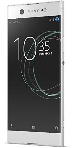 Sony Xperia XA1 Ultra Smartphone (15,3 cm (6 Zoll) Display, 32 GB Speicher, Android 7.0) Weiß