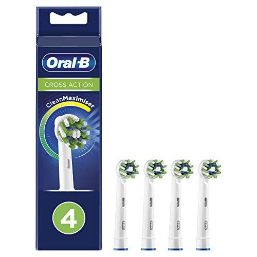 Oral-B Crossaction - Cabezales de repuesto con tecnología C