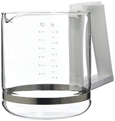 Krups XB900801 Kaffeekanne, 8 Tassen, Weiß