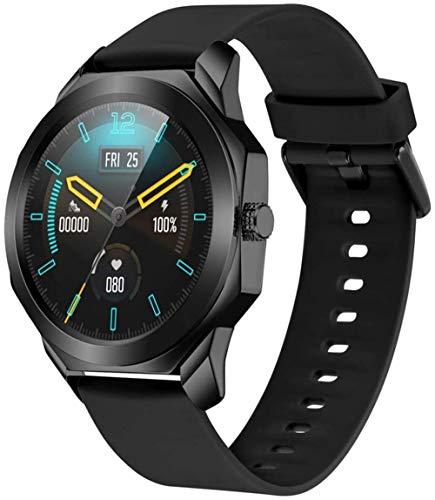 SHIJIAN Reloj inteligente de moda Ip68 impermeable de 1.3 pulgadas pantalla táctil completa, monitoreo del sueño, pulsera deportiva, soporte Bluetooth 4.0, regalos para hombres y mujeres-A