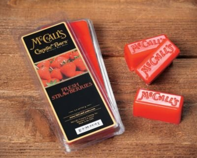McCall's Country Candles Candle Bars Fresh Strawberries