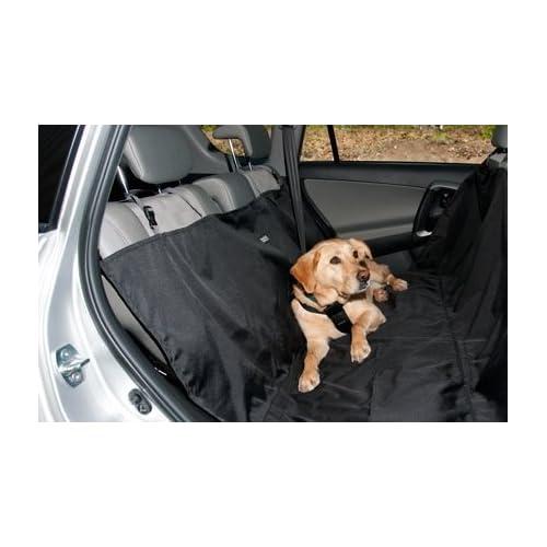 Funda protectora de asiento trasero de coche para el transporte de perros, de XtremeAuto®