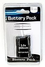 OLD SKOOL EXTENDED 3.6V 3600mAh Li-ion Rechargeable BATTERY PACK For SONY PSP 1000 (Fat)