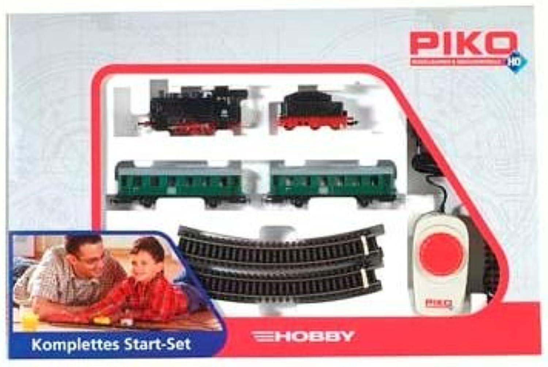 Entrega directa y rápida de fábrica Piko 57110  - - - Set de circuitos y Tren de pasajeros [Importado de Alemania]  barato