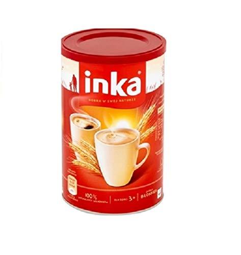 GroßhandelPL Polnisches Weizengetränk Inka Grana Heißgetränke 24er Pack (24x200g) Dose