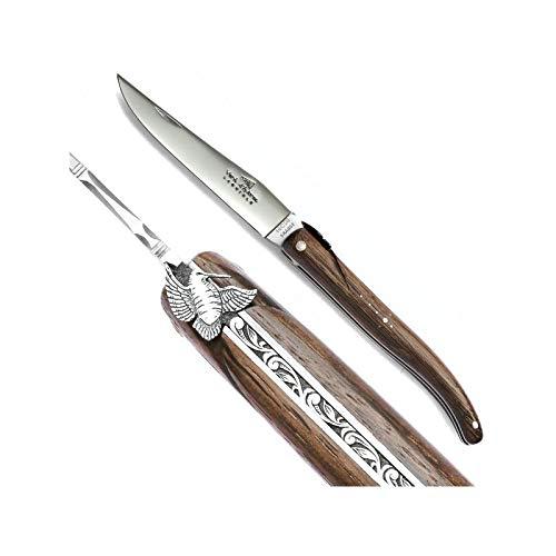 Carattere coltello de caccia beccaccia, manico morta