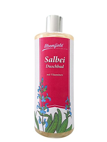 Bloomfield Salbei Bad mit Echinacea, 1er Pack (1 x 250 ml)