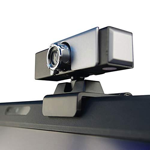 JIAXIAOYAN Escritorio webcam del ordenador, vídeo HD portátil con micrófono USB ancla Transmisión en vivo gratis webcam-Drive, Internet en casa de Clase TV Learning todo-en-uno de la máquina Reunión d