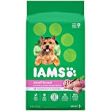 IAMS PROACTIVE HEALTH Small & Toy Breed Adult Dry Dog Food for Small Dogs with Real Chicken, 7 lb....