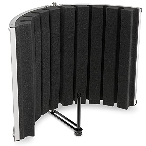 LyxPro VRI-30 Sound Absorbing and Vocal Recording...