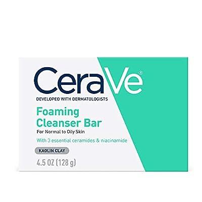 CeraVe Foaming Cleanser Bar