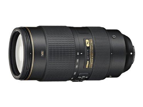 Nikon AF-S NIKKOR 80-400 mm 1:4,5-5,6G ED VR Objektiv (77mm Filtergewinde) (Generalüberholt)