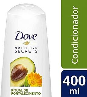 Condicionador Uso Diário 400Ml Ritual Fortalecimento Unit, Dove
