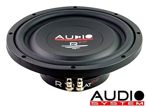 Audio System Radion R10 Flat Evo - 25cm 250mm Flat - Subwoofer
