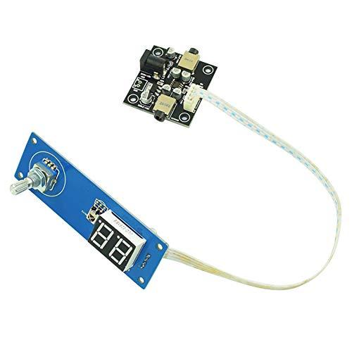 Sonline YJ00398 Tablero de Control de Volumen Control Remoto de Tubo Digital de AtenuacióN