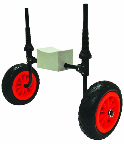 Malone Xpress Scupper-Style Kayak Cart For...